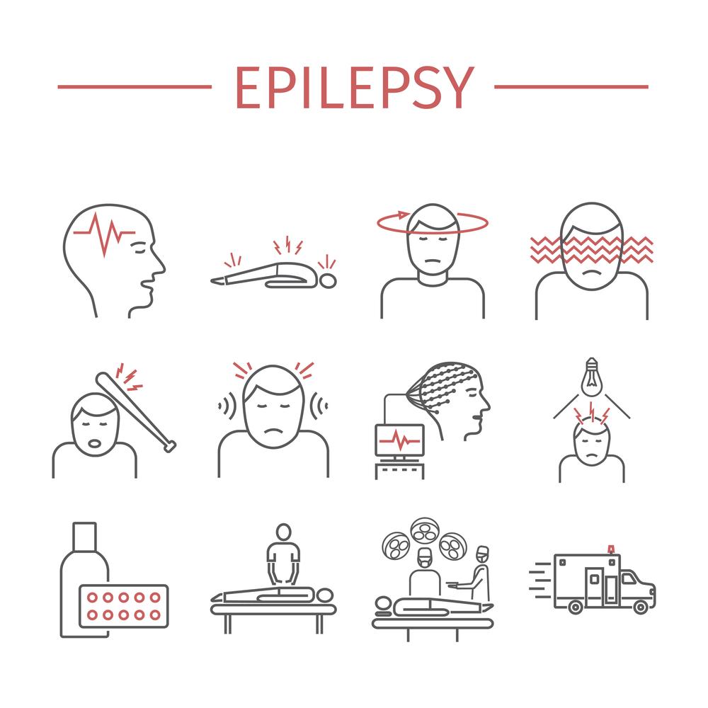 Первые признаки эпилепсии у взрослых