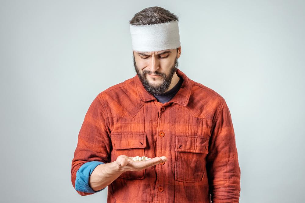 Легкое сотрясение мозга: причины, симптомы, лечение