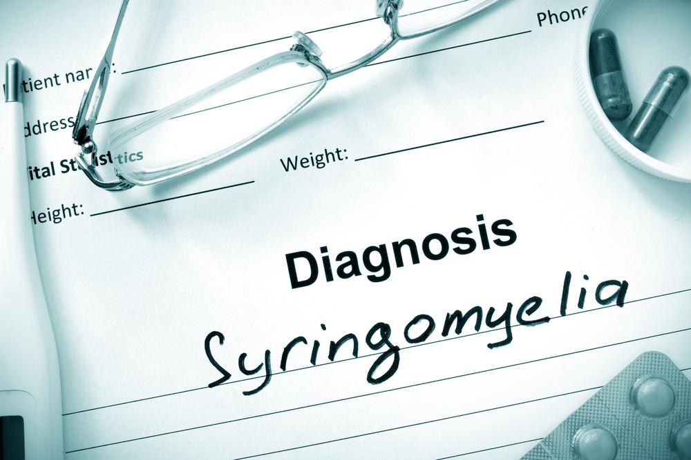 Сирингомиелия шейного и грудного отделов позвоночника