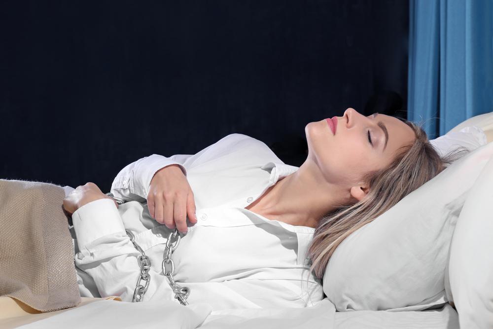 Сонный паралич что это причины