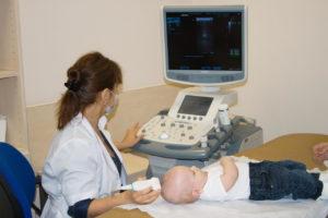 Нейросонография новорожденных нормы показания методика проведения