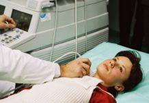 Дуплексное сканирование сосудов головы и шеи
