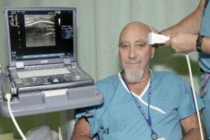 Ультразвуковая допплерография в неврологии