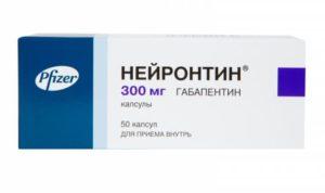 Нейропатия нижних конечностей лечение препараты